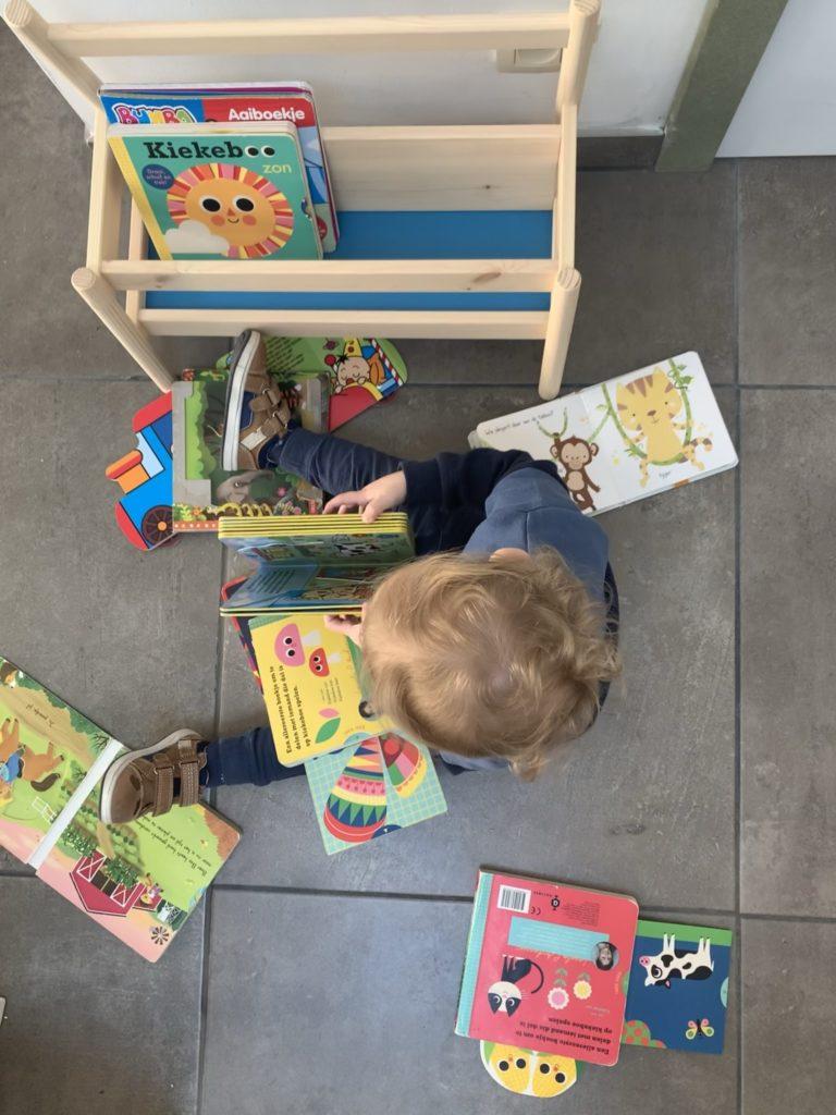 yays en nays - boekjes lezen